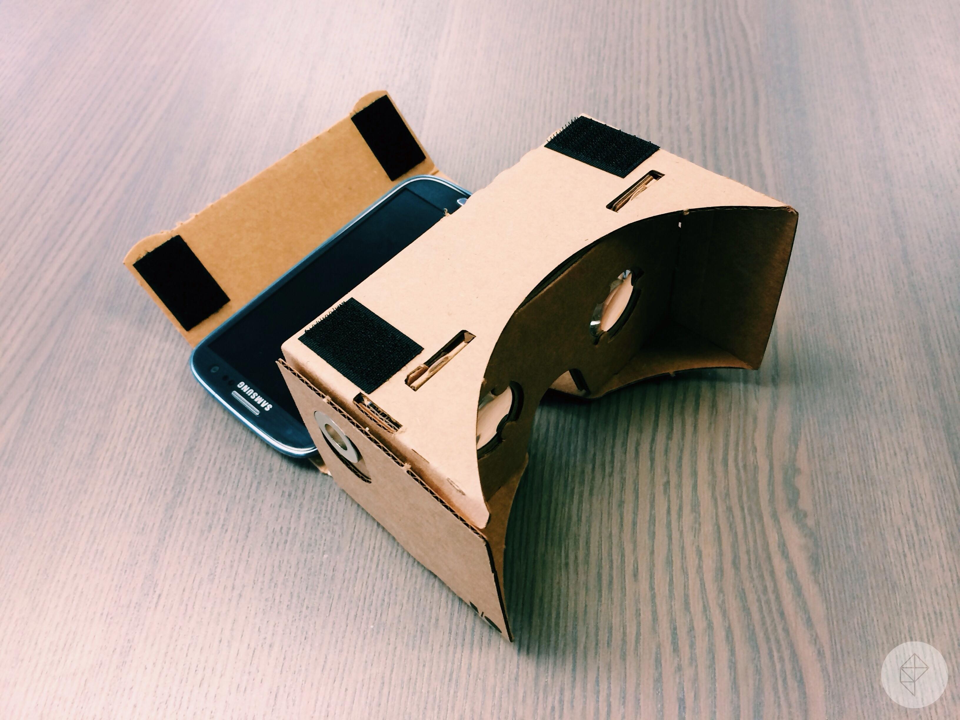 Как сделать очки виртуальной реальности для телефона 335