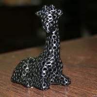 Black giraffe - PrintBox3D One