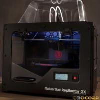 MakerBot Replicator 2X - 3D принтер
